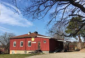Solgården i Sanda